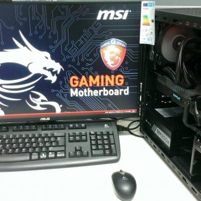 Pc Gaming Completo
